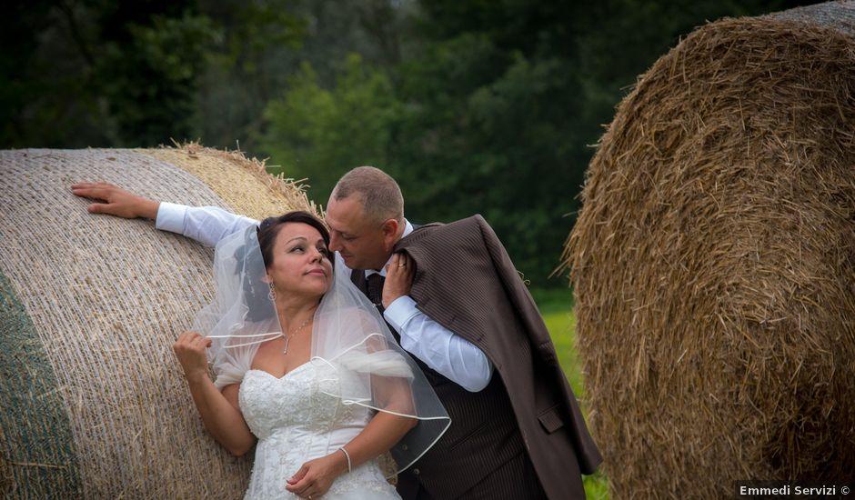 Il matrimonio di Andrea e Leila a Oleggio, Novara