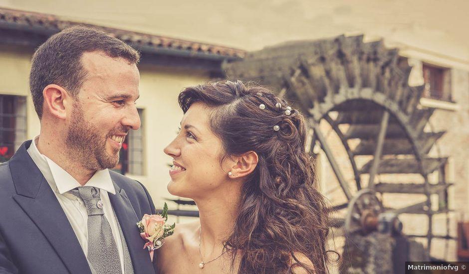 Il matrimonio di Alessio e Sonia a Camino al Tagliamento, Udine