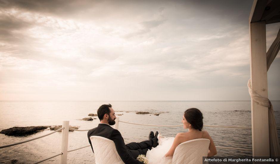 Il matrimonio di Felice e Valeria a Molfetta, Bari