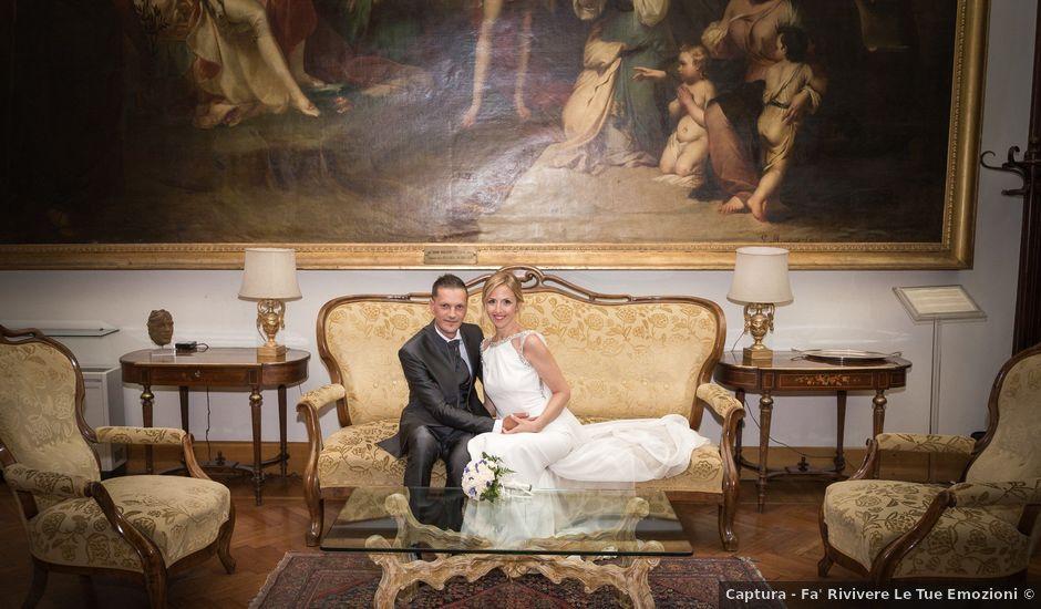 Il matrimonio di Agostino e Chiara a Cagliari, Cagliari
