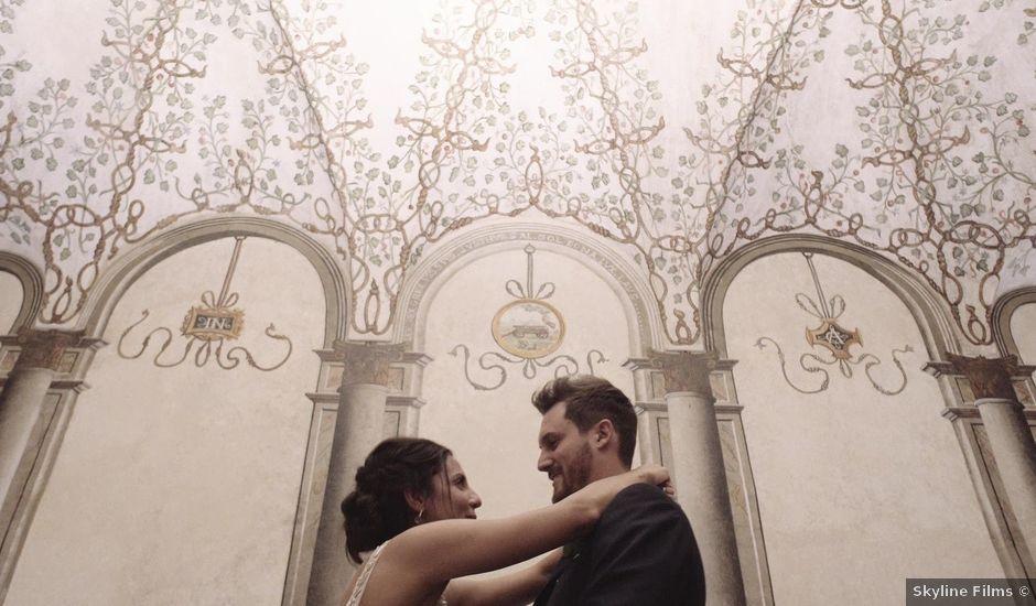 Il matrimonio di Pietro e Arianna a Cisano Bergamasco, Bergamo