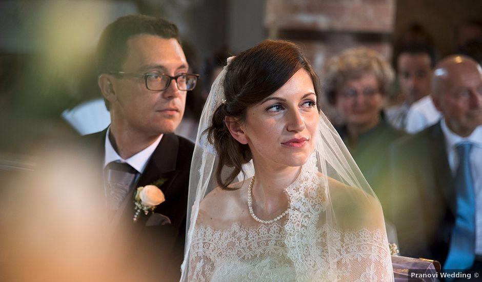 Il matrimonio di Tommaso e Valentina a Cerea, Verona