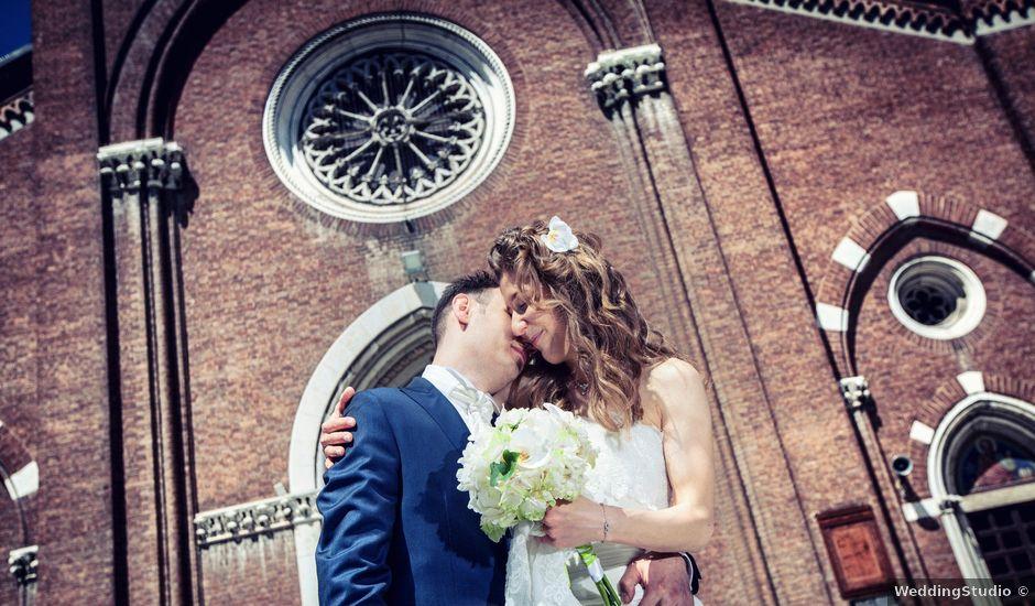 Il matrimonio di Fabio e Valentina a Inverigo, Como
