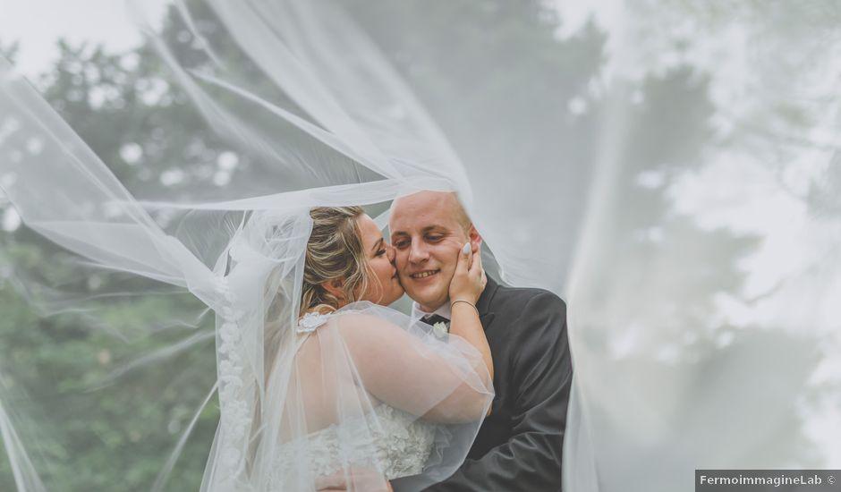 Il matrimonio di Giuseppe e Eva a Chiaramonte Gulfi, Ragusa
