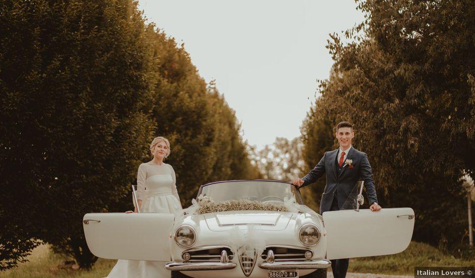 Il matrimonio di Massimo e Silvia a Capriate San Gervasio, Bergamo