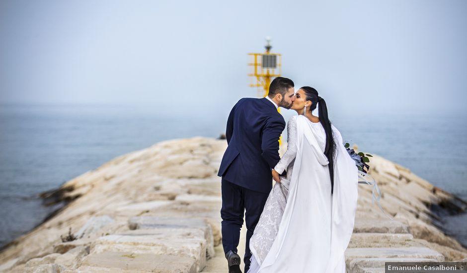 Il matrimonio di Carlotta e Riccardo a Riccione, Rimini