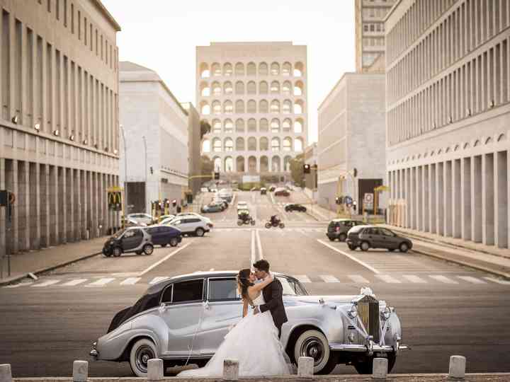 Le nozze di Arianna e Valerio