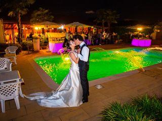 Le nozze di Francesca e Andrea
