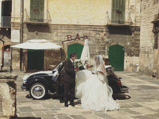 Le nozze di Anna e Nicola 1