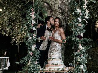 Le nozze di Emily e Alberto