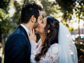 Le nozze di Agnieska e Maurizio
