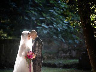 Le nozze di Aurora e Matteo