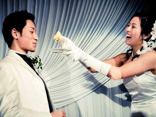 Le nozze di Akiko e Hydenori