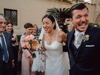 Le nozze di Gloria e Antonio