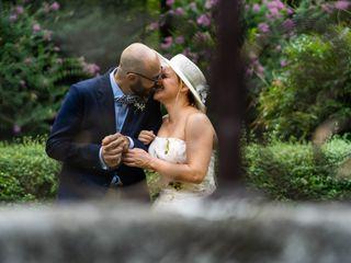 Le nozze di Matteo e Francesca