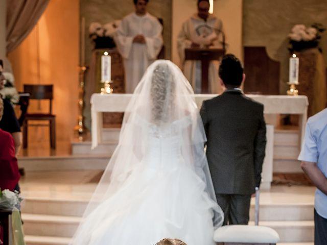 Il matrimonio di Giovanni e Carmen a Campomaggiore, Potenza 4