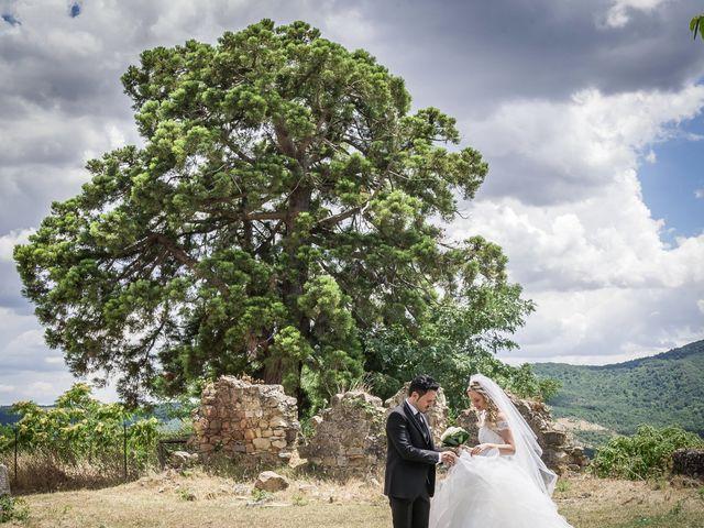 Il matrimonio di Giovanni e Carmen a Campomaggiore, Potenza 11