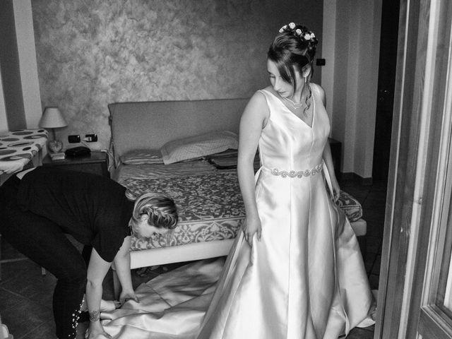 Il matrimonio di Andrea e Francesca a Serravalle Sesia, Vercelli 9