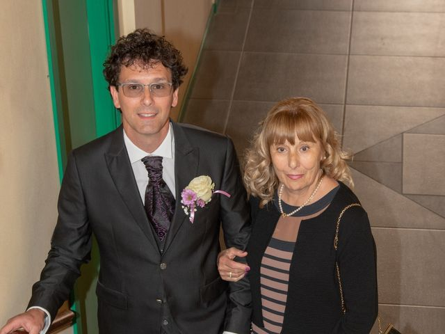Il matrimonio di Andrea e Francesca a Serravalle Sesia, Vercelli 11