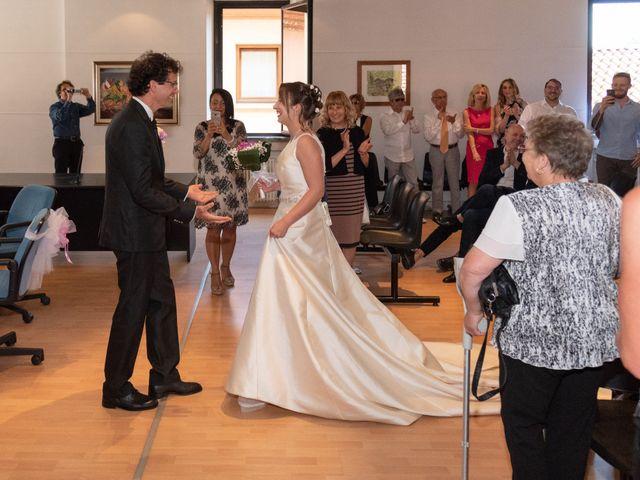 Il matrimonio di Andrea e Francesca a Serravalle Sesia, Vercelli 12