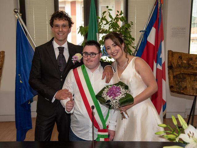 Il matrimonio di Andrea e Francesca a Serravalle Sesia, Vercelli 13