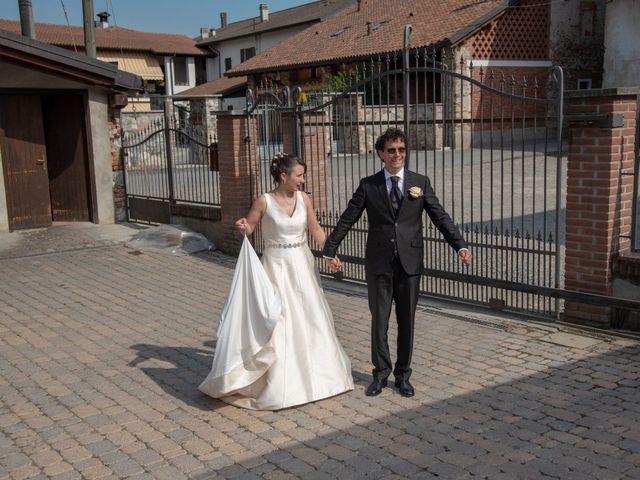 Il matrimonio di Andrea e Francesca a Serravalle Sesia, Vercelli 16