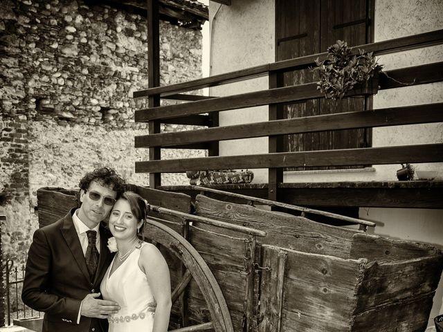Il matrimonio di Andrea e Francesca a Serravalle Sesia, Vercelli 17