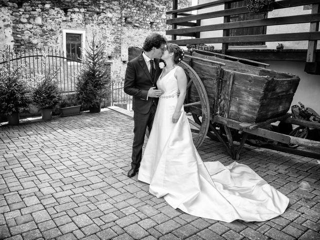 Il matrimonio di Andrea e Francesca a Serravalle Sesia, Vercelli 18