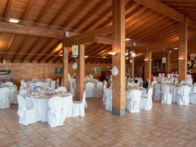 Il matrimonio di Andrea e Francesca a Serravalle Sesia, Vercelli 25