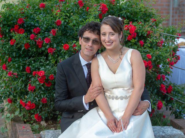 Il matrimonio di Andrea e Francesca a Serravalle Sesia, Vercelli 34