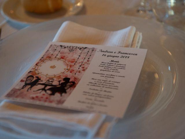 Il matrimonio di Andrea e Francesca a Serravalle Sesia, Vercelli 38