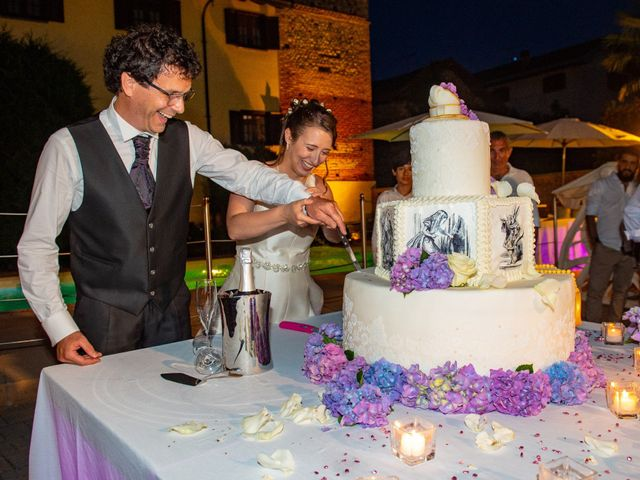 Il matrimonio di Andrea e Francesca a Serravalle Sesia, Vercelli 43