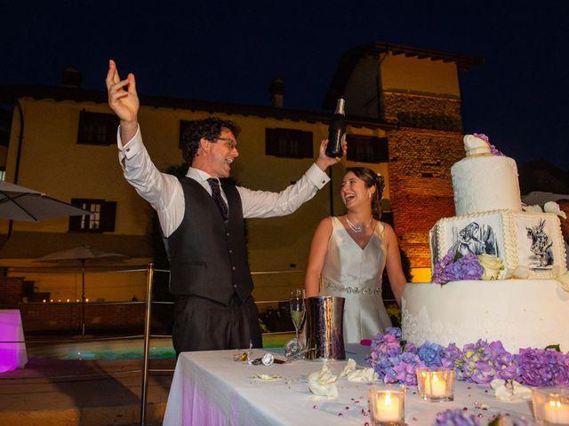 Il matrimonio di Andrea e Francesca a Serravalle Sesia, Vercelli 44