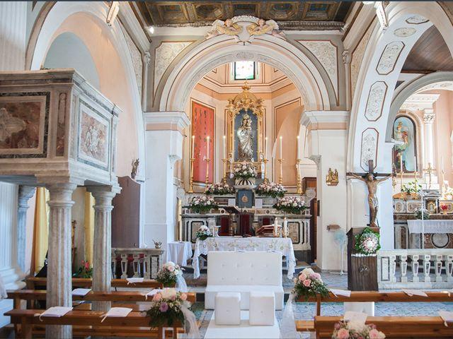 Il matrimonio di Franco e Angela a Casal Velino, Salerno 20