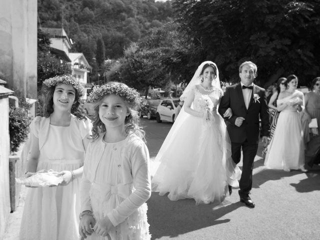 Il matrimonio di Franco e Angela a Casal Velino, Salerno 27