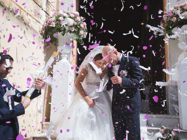 Il matrimonio di Franco e Angela a Casal Velino, Salerno 29