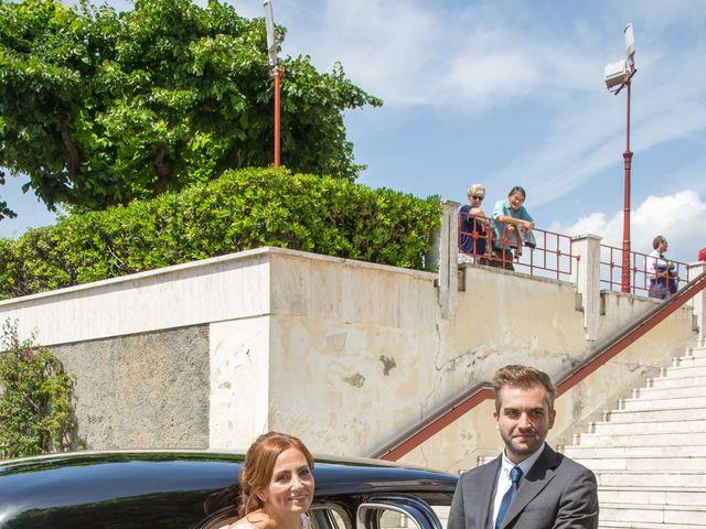 Il matrimonio di Gianni e Linda a Arenzano, Genova 5