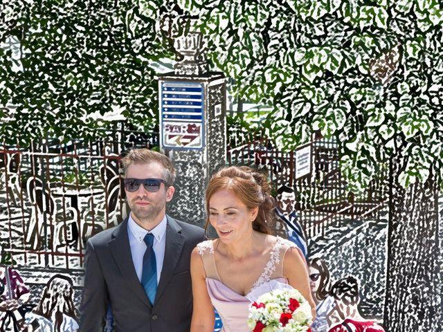 Il matrimonio di Gianni e Linda a Arenzano, Genova 7