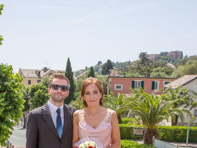 Il matrimonio di Gianni e Linda a Arenzano, Genova 9