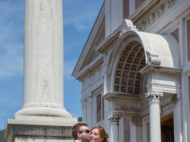 Il matrimonio di Gianni e Linda a Arenzano, Genova 11