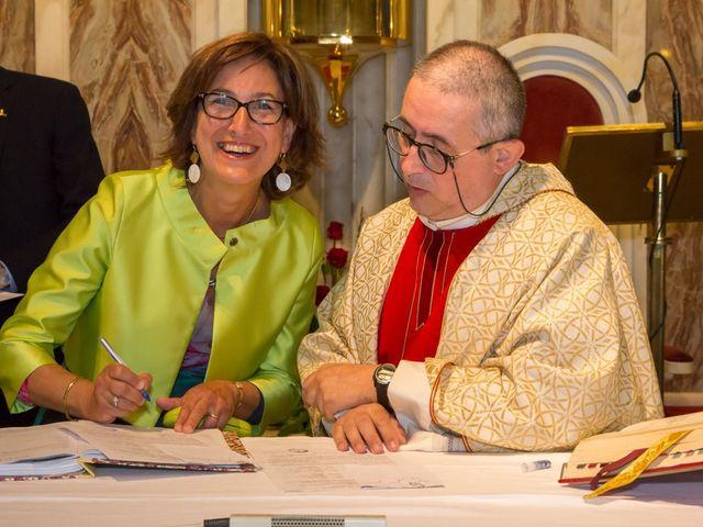 Il matrimonio di Gianni e Linda a Arenzano, Genova 26