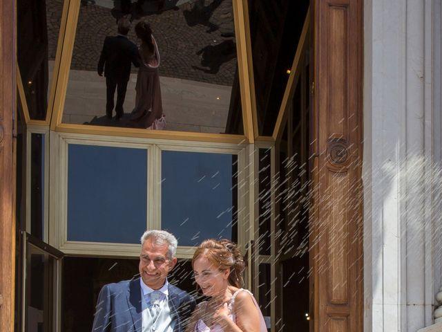 Il matrimonio di Gianni e Linda a Arenzano, Genova 33