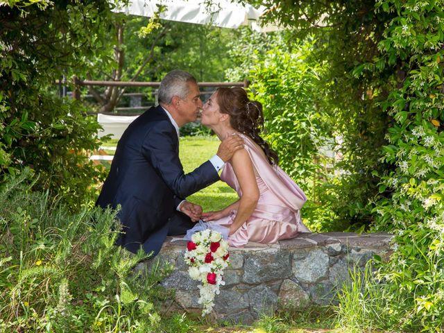 Il matrimonio di Gianni e Linda a Arenzano, Genova 48