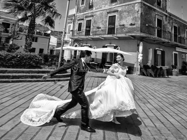 Il matrimonio di Gianluca  e Simona  a Catania, Catania 1