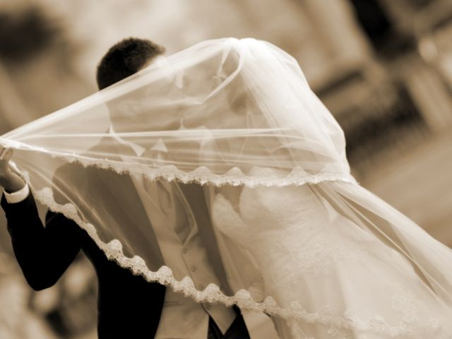 le nozze di Marcella e Italo