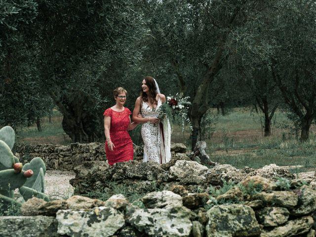 Il matrimonio di Alberto e Emily a Lecce, Lecce 34