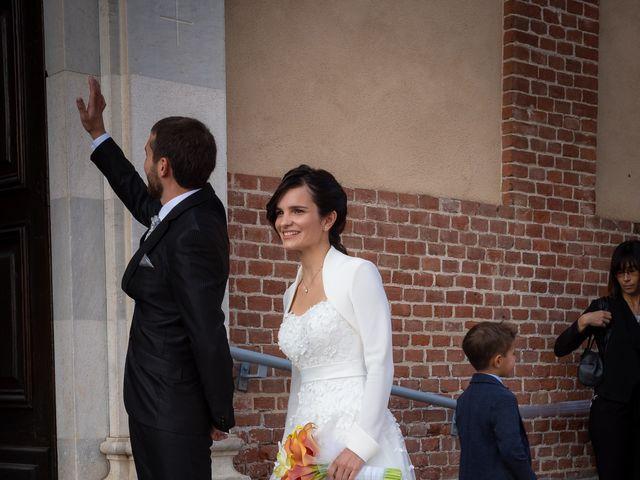 Il matrimonio di Mattia e Alice a Morozzo, Cuneo 6