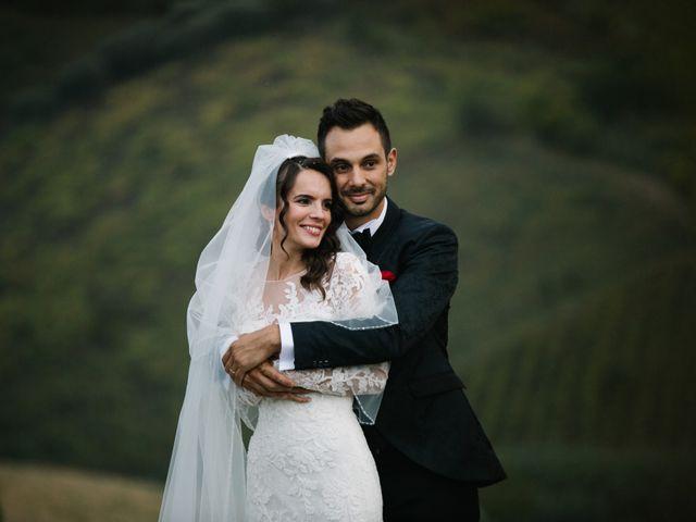 Il matrimonio di Maurizio e Agnieska a Città Sant'Angelo, Pescara 31