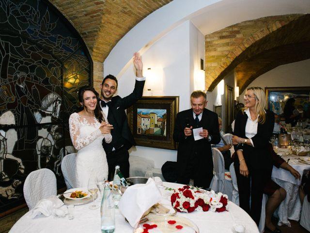 Il matrimonio di Maurizio e Agnieska a Città Sant'Angelo, Pescara 35