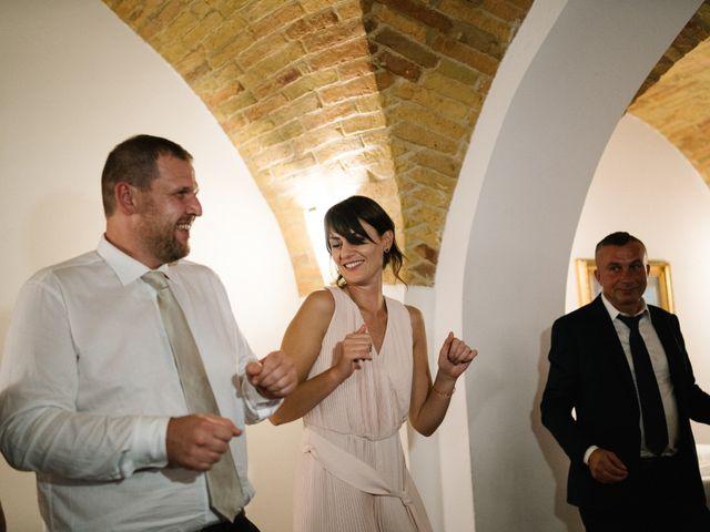 Il matrimonio di Maurizio e Agnieska a Città Sant'Angelo, Pescara 41